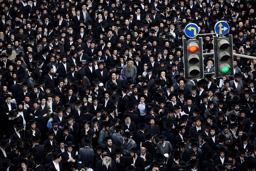 Tikkun: Ultra-Orthodox Jews Draw the Line