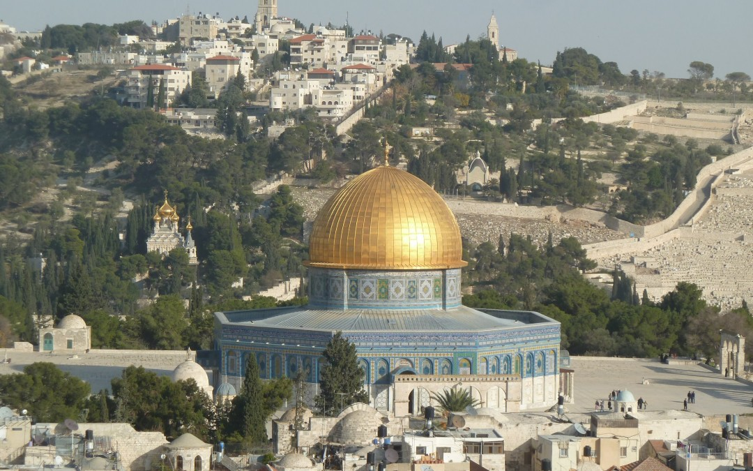 Time to Address the Jerusalem Issue