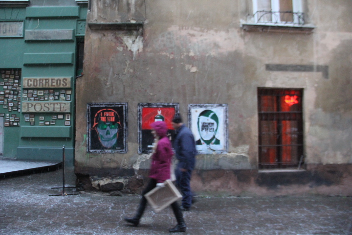 Are There Nazis in Ukraine? A Visit to Lviv