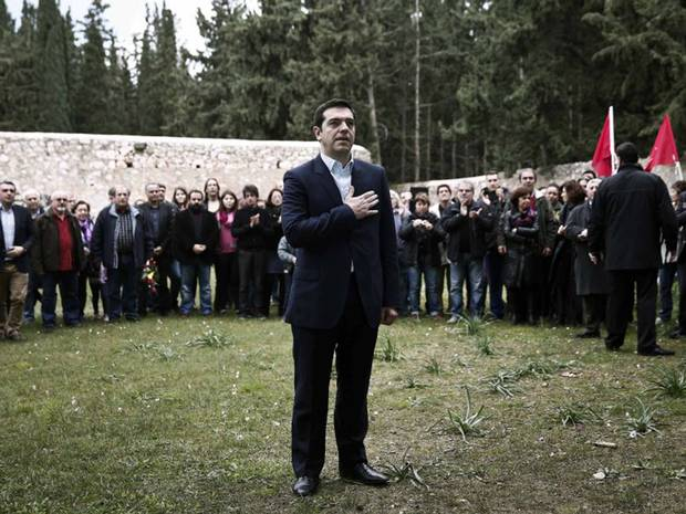 A Bolivaran Tsipras? Syriza's Call for German Reparation