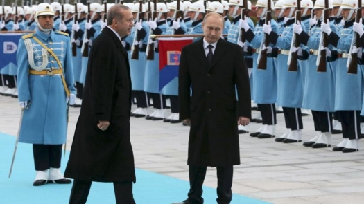 Russia Should Not Lose its Cool, as Turkey's Action was Desperation, Not Strength
