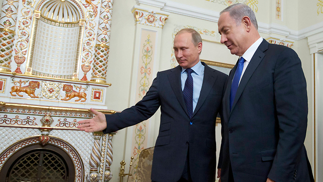 RUSSIA OUTSMARTS ISRAEL IN SYRIA