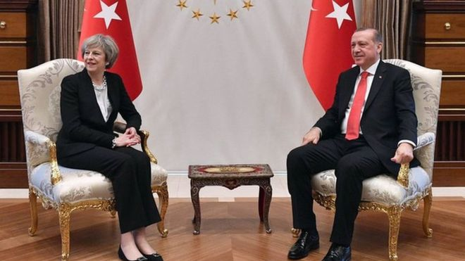 Theresa May in Turkey: Will Cyprus be the down payment for Brexit?