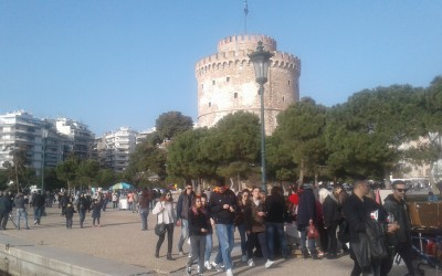Dispatch from Greece: A Country in Crisis