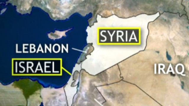 Why Israel Supports Rebels in Syria