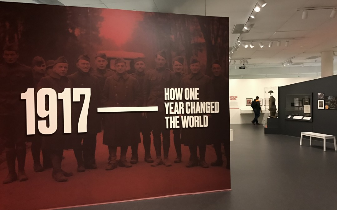 American Jewish History Museum in Philadelphia Marks 1917