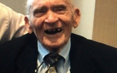 Life of My Beloved Grandfather, Dr. George Manstein (1917-2017)